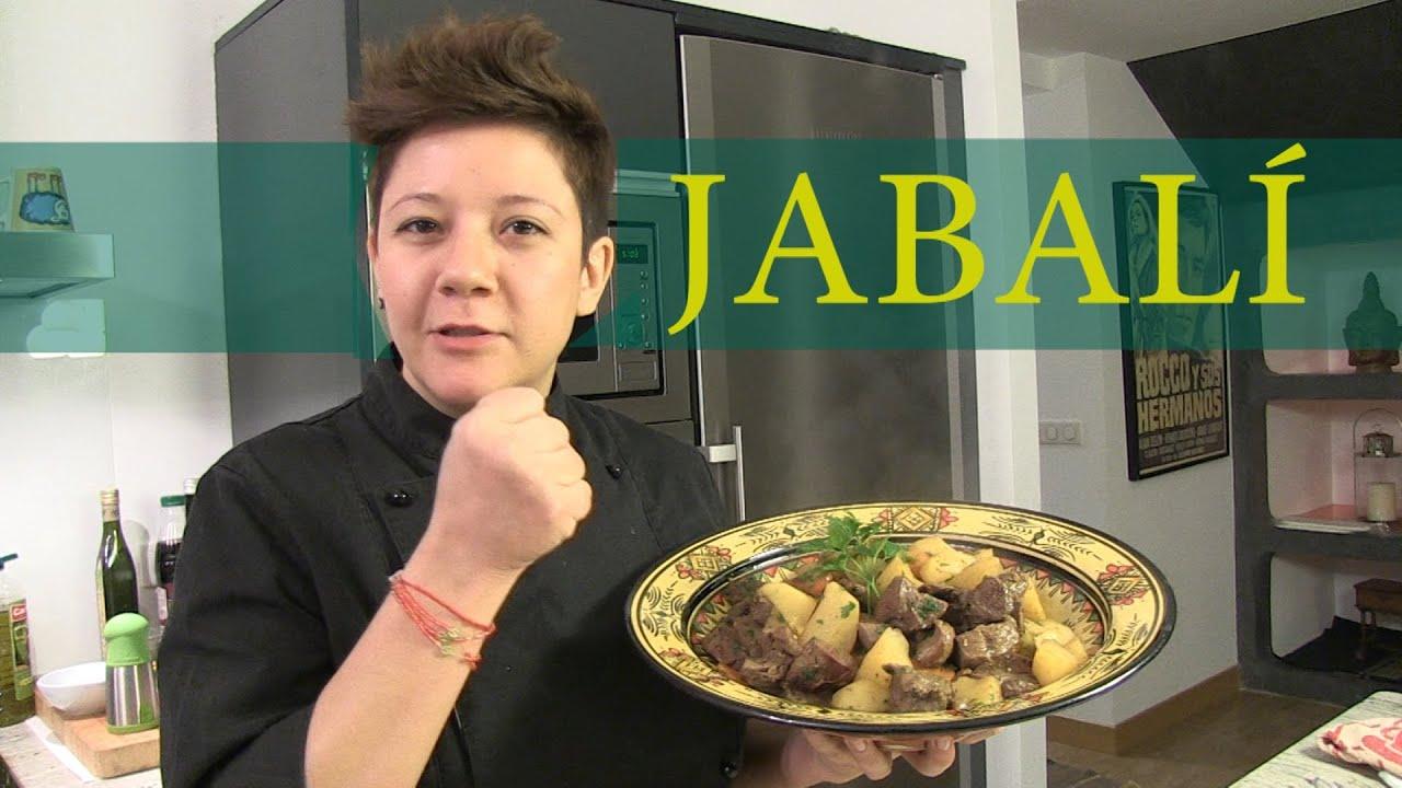 Aprende a cocinar jabal youtube for Cocinar jabali arguinano