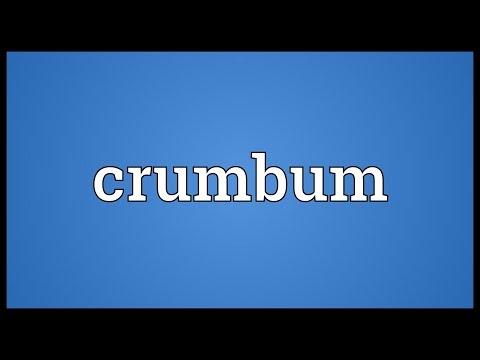 Header of crumbum