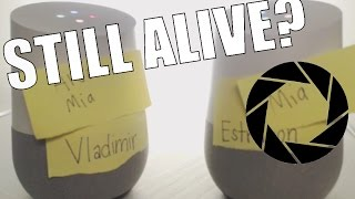 """Seebotschat Sing """"Still Alive"""" from Portal /w Chat Reaction"""