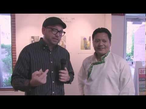 Interview with Tenzin Sherab