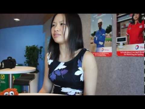 Interview Total Oil Asia Singapore