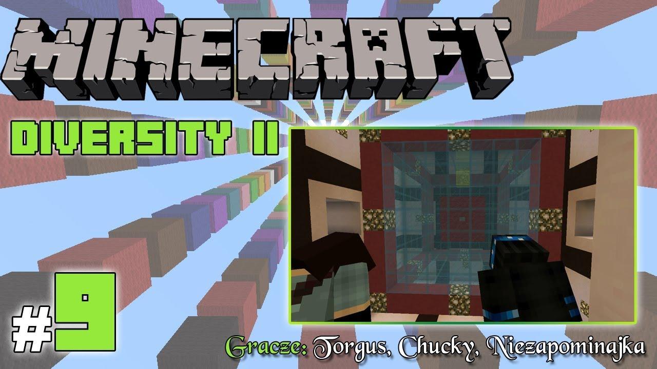 """Minecraft Escape: Diversity II z Torgus/Chucky! [9/x] – """"Owczy portal"""""""