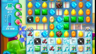 Candy Crush Saga SODA Level 1447 CE