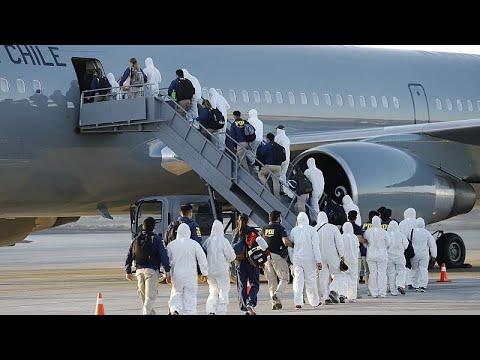 Download Chile no fue la tierra prometida: expulsa a 138 migrantes venezolanos y colombianos