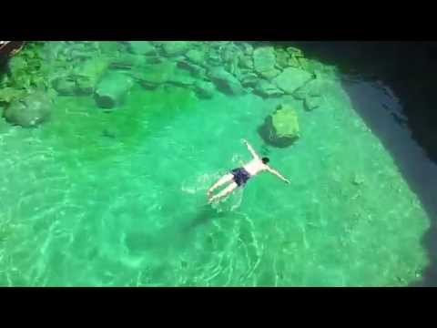 Giola - Natural Pool in Thassos Greece