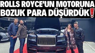 Rolls Royce Motorunu Bozuk Para İle Test Ettik! | Ümit Erdim & Ahmet Kural & Hilal Aysal