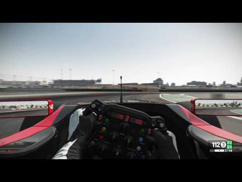 Project Cars - Dubai - F1 A Racing