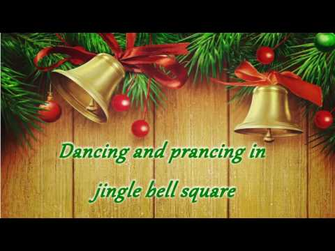 Jingle Bell Rock Megan Nicole (Lyrics)