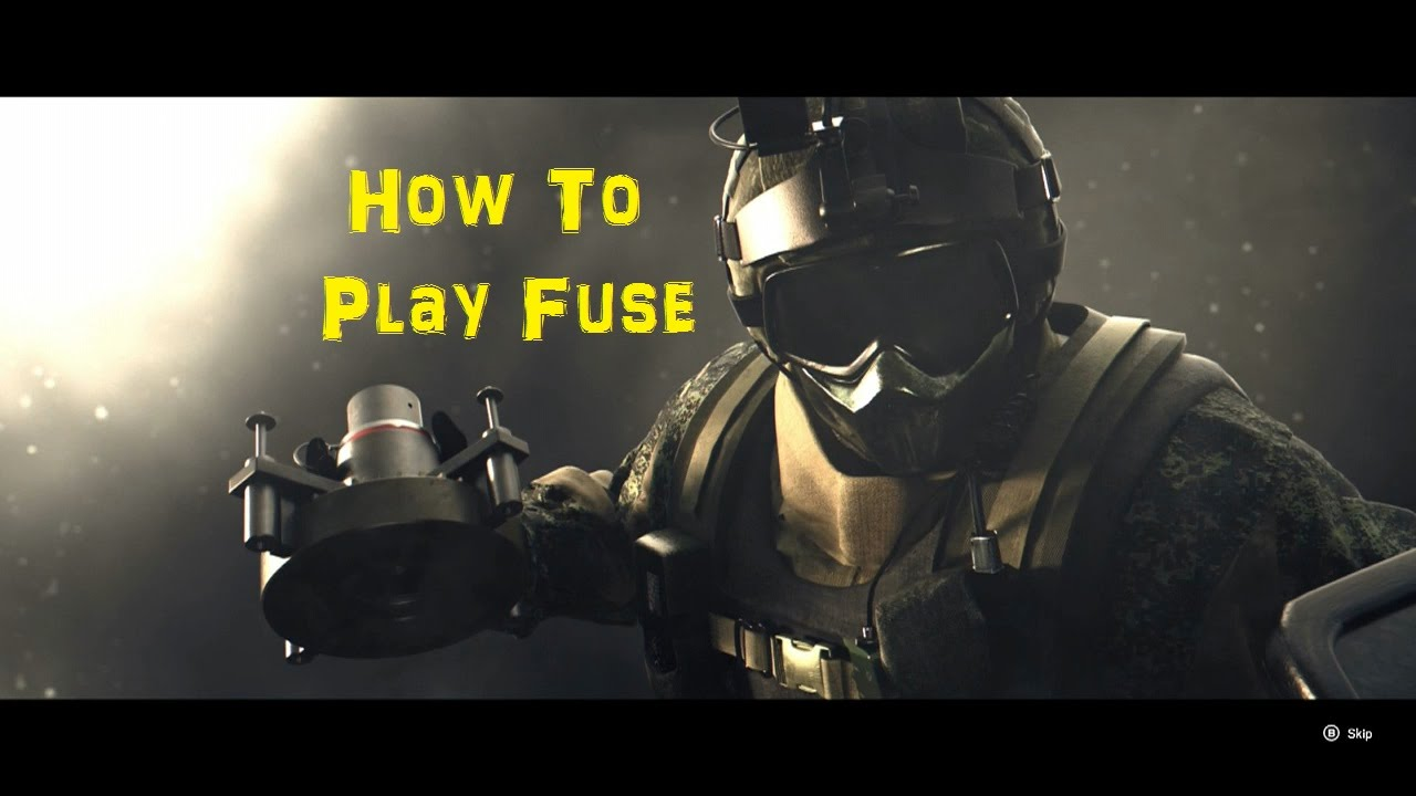 rainbow six siege mute guide