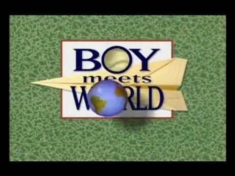 Boy Meets World Season 1 Opening and Closing Credits and Theme Song