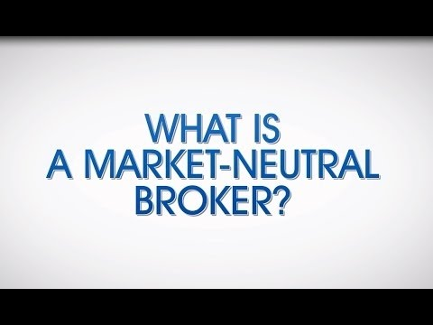 What is a Market Neutral Broker?