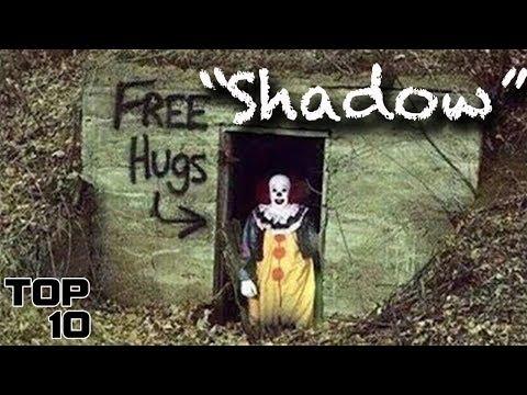 Top 10 Scary Clown Urban Legends