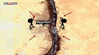 مخاوف عراقية من سيطرة داعش على حديثة