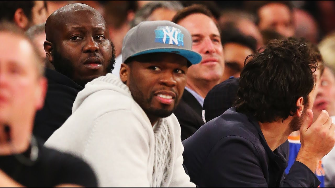 50 cent the game fight