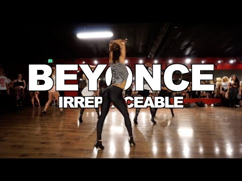 Beyonce | Irreplaceable | Brinn Nicole Choreography