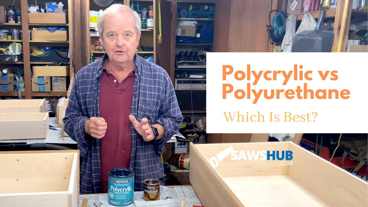 Polyurethane Vs Polyacrylic Which