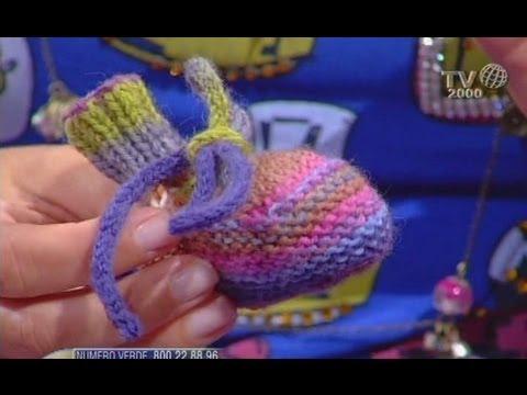 miglior prezzo Scarpe 2018 vende Lavoro a maglia: tecniche e segreti di un'arte ritrovata - YouTube