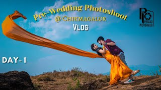 Pre Wedding Photoshoot Vlog @ Chikmagalur || Day - 1 || Telugu Tutorials || 𝐏𝐫𝐚𝐬𝐚𝐝 𝐏𝐢𝐜𝐭𝐨𝐫𝐢𝐚𝐥𝐬 - best songs for pre wedding shoot 2020 telugu
