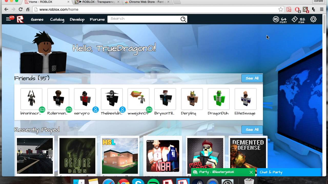 How To Change The Background For Roblox