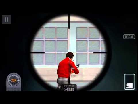 Long Distance - Sniper 3D Assassin Walkthrough