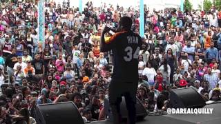Quilly | Power 99| Kicks USA| Peace on the Streets 2015