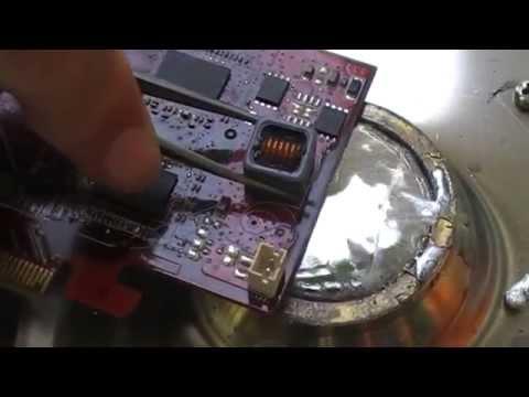 วิธีการถอดอุปกรณ์อิเล็กทรอนิกส์ (หม้อต้มตะกั่ว)