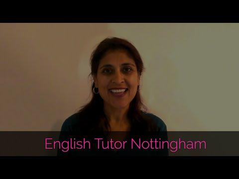Kusam Heaphy, English Tutor Nottingham Introduction