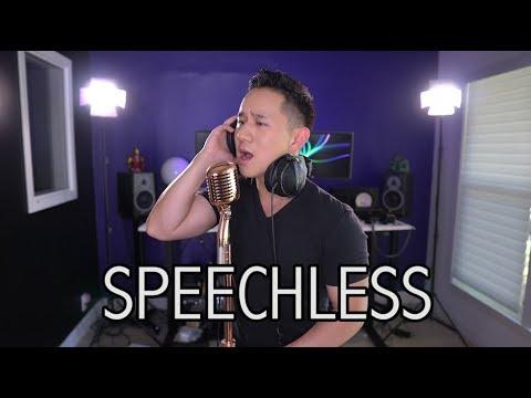 """""""Speechless"""" Naomi Scott - Aladdin (Jason Chen Cover)"""