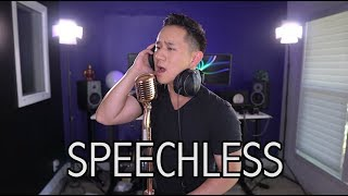 """Speechless"" Naomi Scott - Aladdin (Jason Chen Cover)"