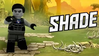 Ninjago! 2015 Meet: Shade • Video Character HD! [FAN-MADE]