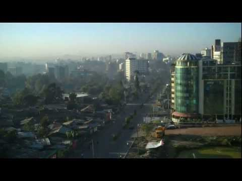 Addis Ababa Ethiopia City View