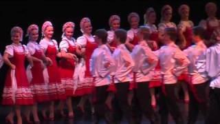 Mojszejev táncegyüttes