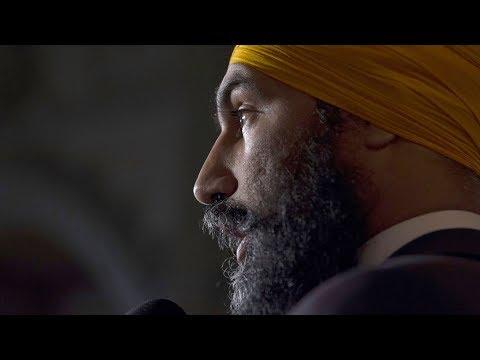 Jagmeet Singh's missteps costing him NDP support: Don Martin