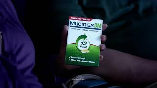 Mucinex TV Commercial, 'Movie Theater'