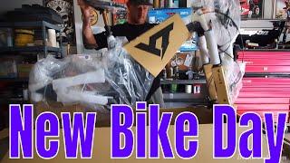 New Bike  |   YT JEFFSY CF PRO RACE