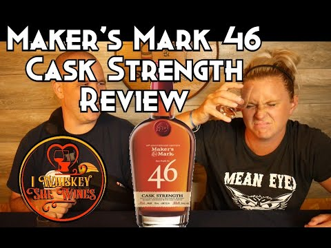 Download Maker's Mark 46 Cask Strength Limited Release Review