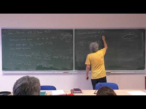 Introduction to Loop Quantum Gravity - Lecture 12: Hamilton-Jacobi General Relativity