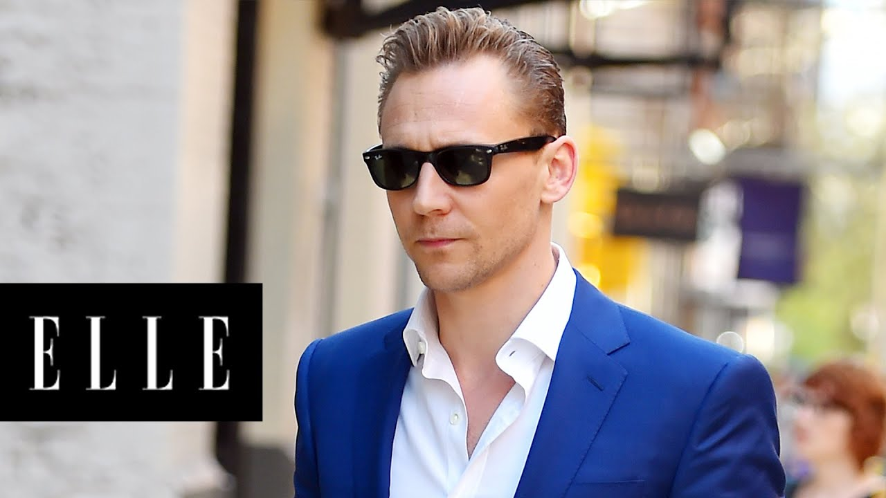 5 Things You Didn't Know About Tom Hiddleston | ELLE  #Trend