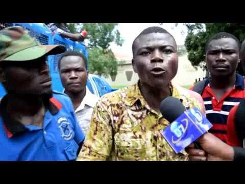 Togo/Crise Universitaire : Officiers de police et étudiants donnent leur versions des faits.
