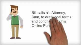 Internet Laws: Website Terms and Conditions, Privacy Policy and Disclaimer