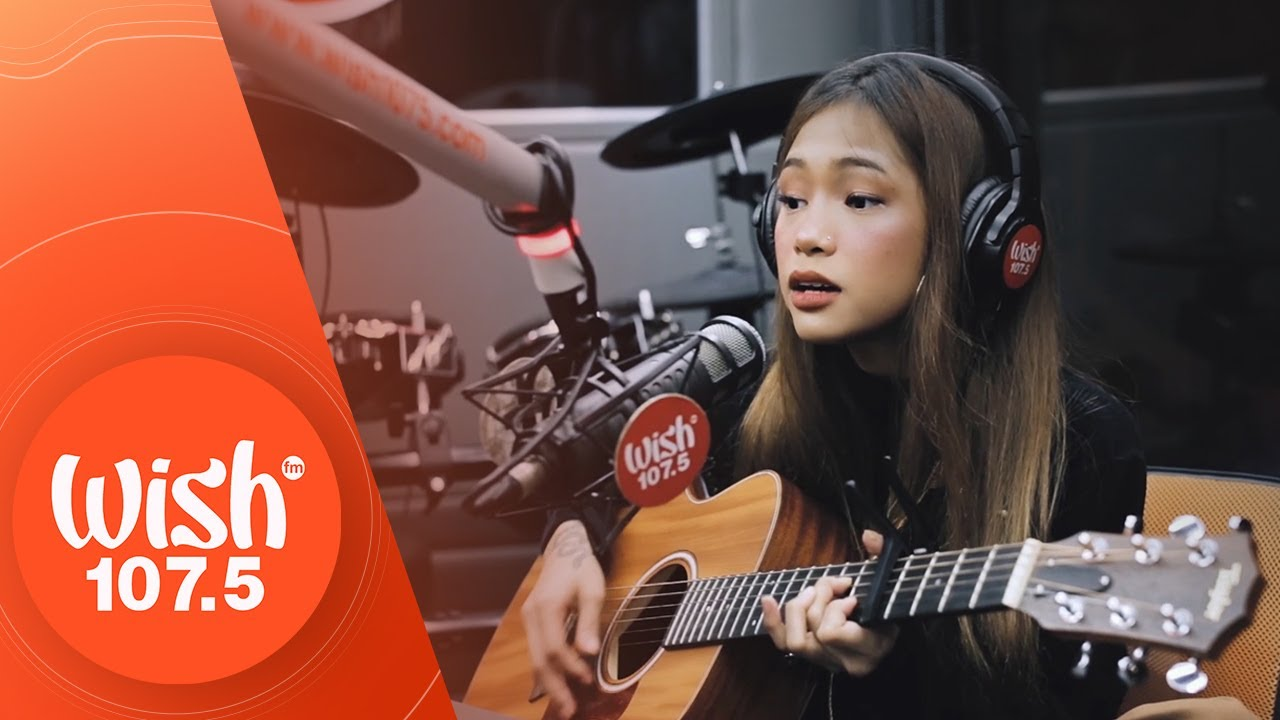 """Download syd hartha performs """"Ayaw"""" LIVE on Wish 107.5 Bus"""