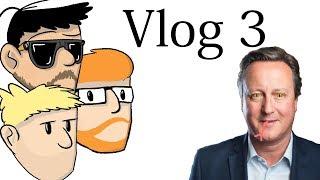 iNowMunch! Vlog 3: Lizard people thingymavlog