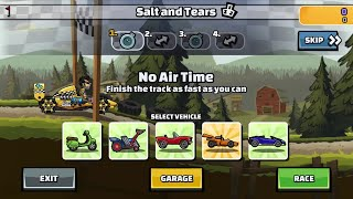 【New】Hill Climb Racing 2 SALT AND TEARS New Team Event
