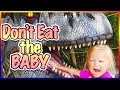 🐲 Toddler Survives Dinosaur Excursion! 🐲 Smelly Belly Tv Vlogs! video