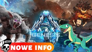 Nowe Informacje o ARK Genesis | Rizzer survival