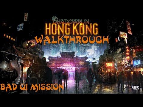 Shadowrun - Hong Kong Walkthrough ( Bad Qi Mission )
