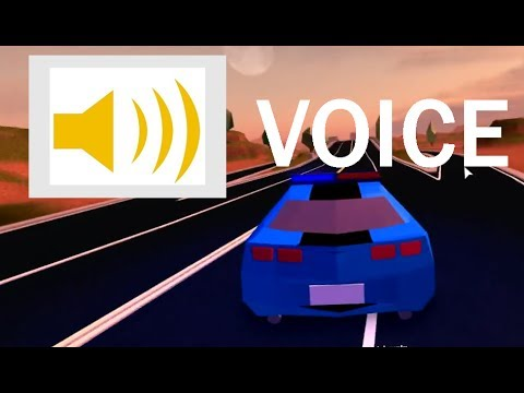 JAILBREAK gameplay but sounds are replaced with my voice