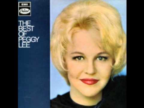 Peggy Lee - That's All