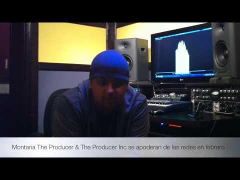 Montana The Producer & The Producer Inc Se Apoderan De las Redes En Febrero 2013