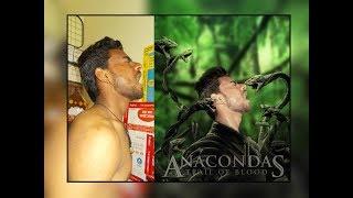 mqdefault Anaconda Movie Poster Photoshop Tu Picsart Edit